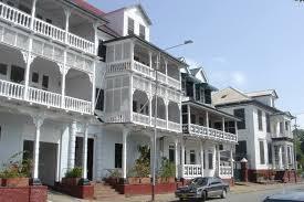 Suriname, Waterland